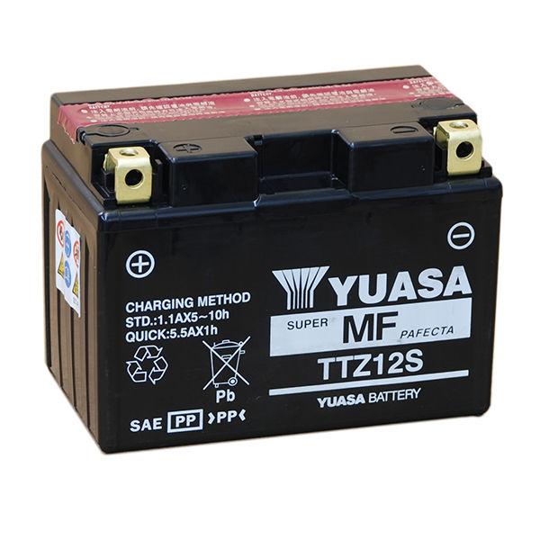 Batteria originale YUASA TTZ12S HONDA SH 300 2007 2008 2009 2010 2011 2012 2013