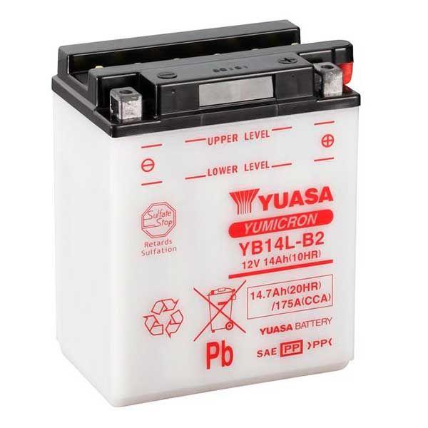 Bateria Yuasa YB14L-B2