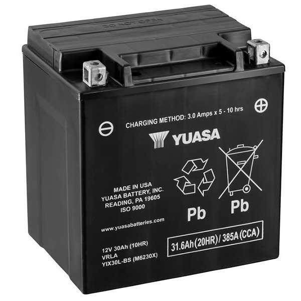 Bateria Yuasa YIX30L-BS