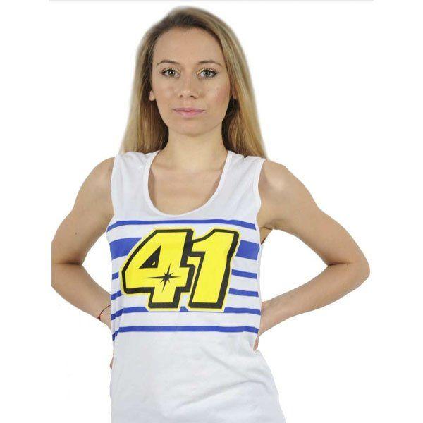 Camiseta Aleix Espargaro Lady Blanco