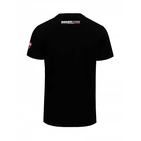 Camiseta Ducati Corse Negro