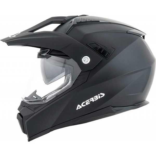 Casco Acerbis Flip FS-606 Negro Mate