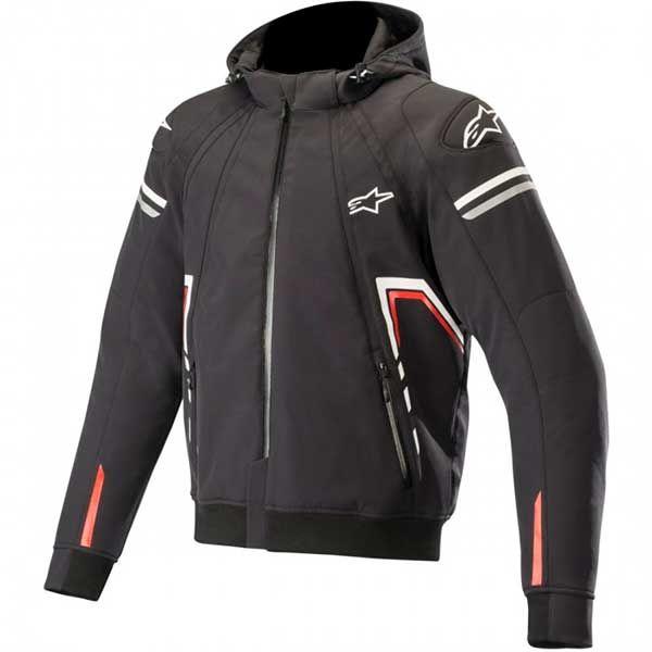 Chaqueta Alpinestars Sektor negro blanco rojo