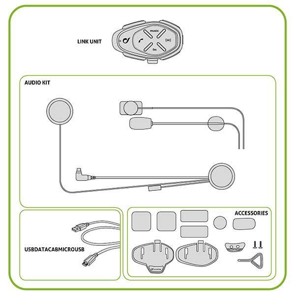 Intercomunicador Interphone Link