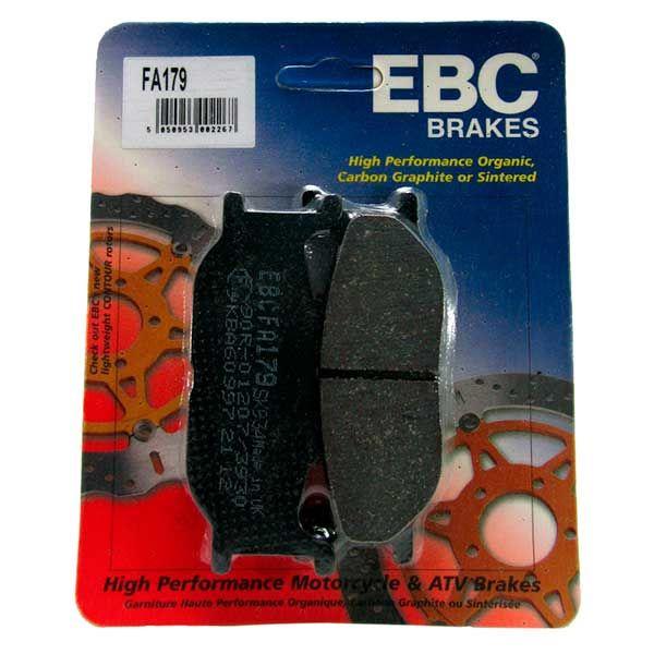 Pastillas de Freno EBC Organico FA179