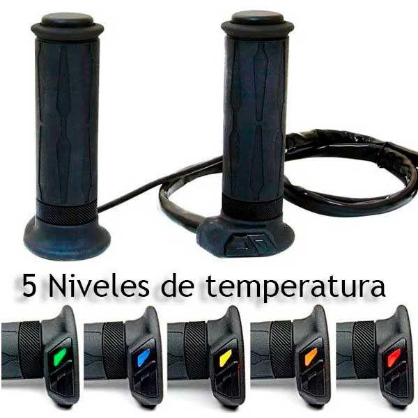 Puños Calefactables TecnoGlobe 130mm
